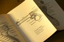 Книжка к пистолету Parabellum P08 «Die Pistole 08»