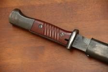 Штык карабина Mauser k98, 43 fze, парные номера, 1943 год