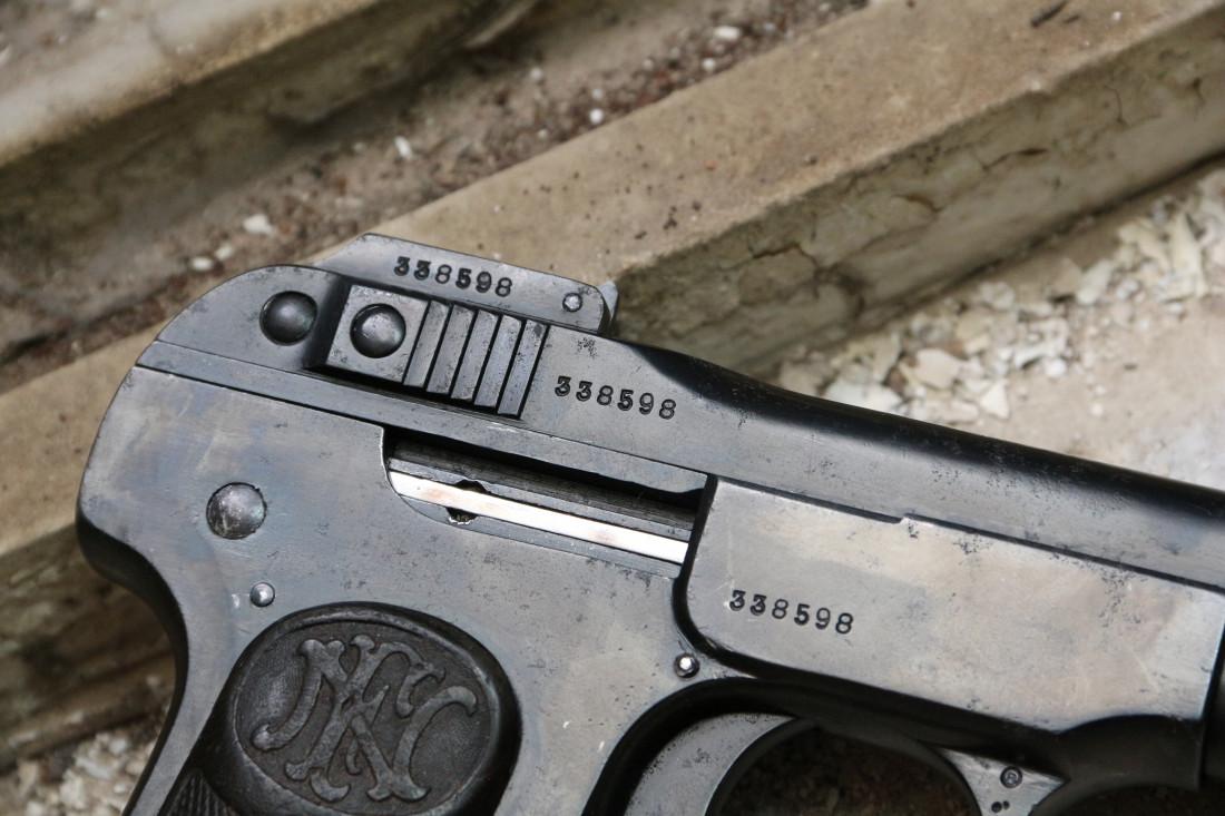 Фото Пистолет Browning FN1900 «Русский Заказ» #338598