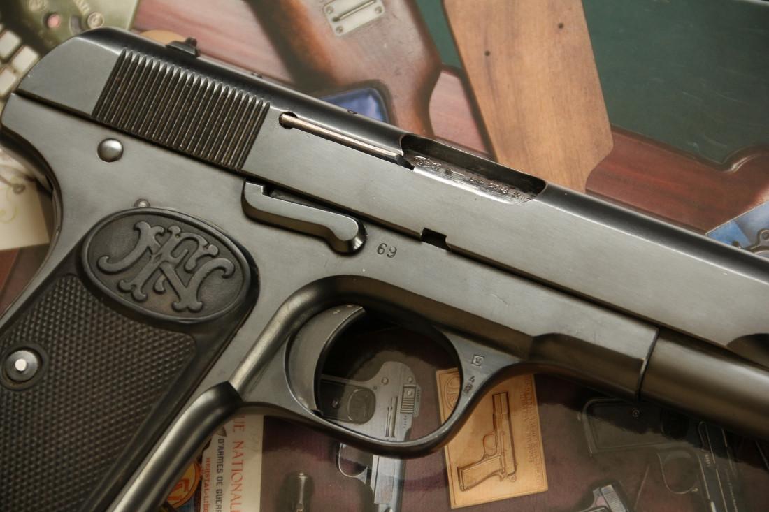 Фото Пистолет Browning FN1903 #69, ультра-люкс