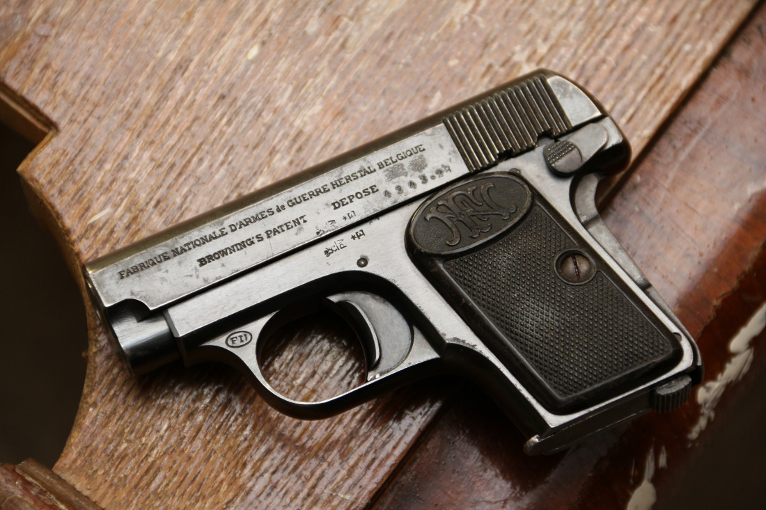 Фото Пистолет Browning FN1906 #903059