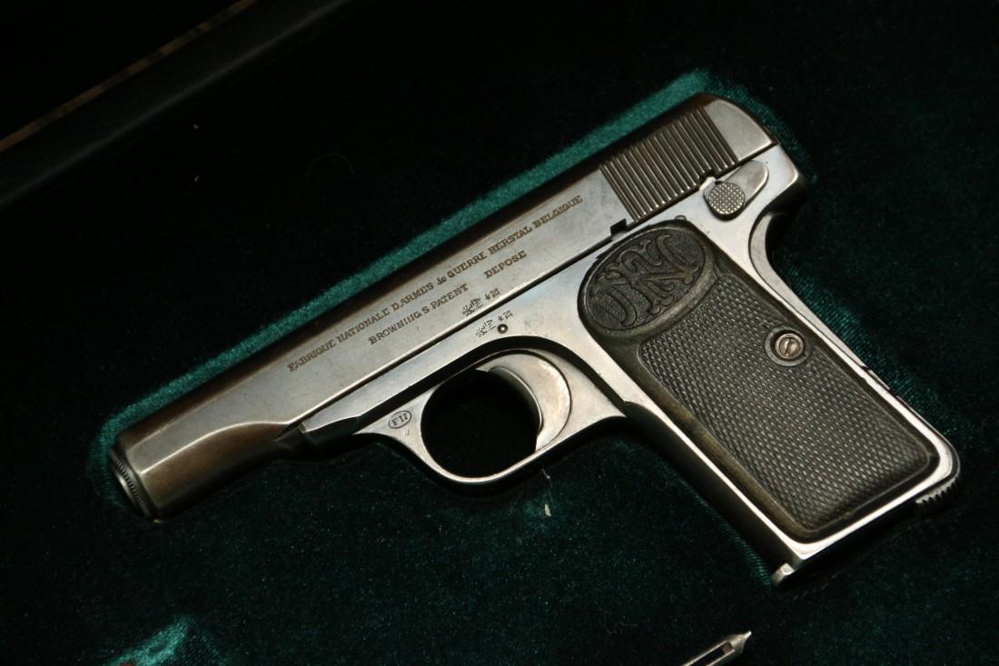 Фото Пистолет Browning FN1910 #303673