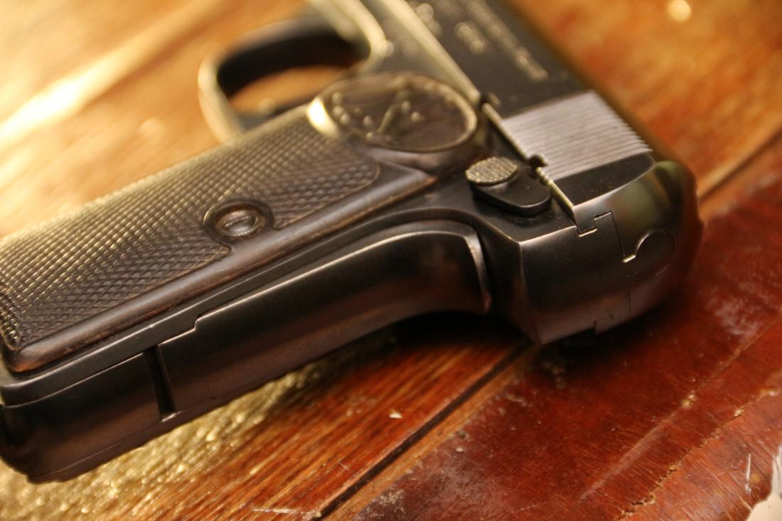 Фото Пистолет Browning FN1910 #96867