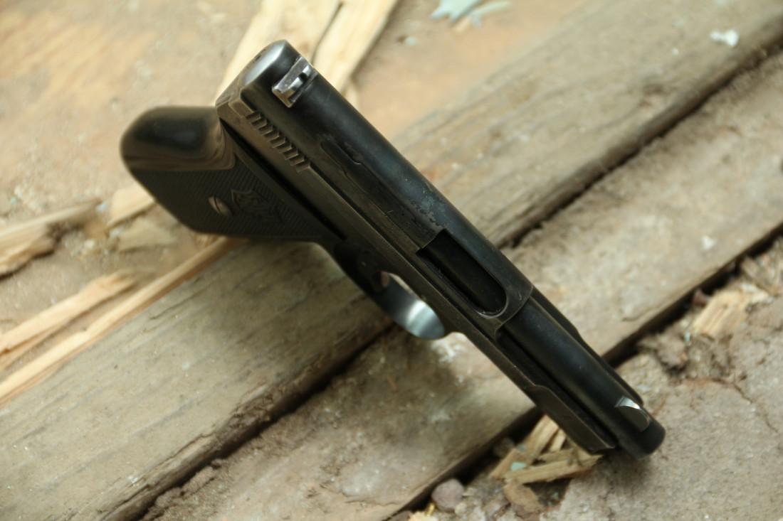 Фото Пистолет Mauser модель 1910 года #56335