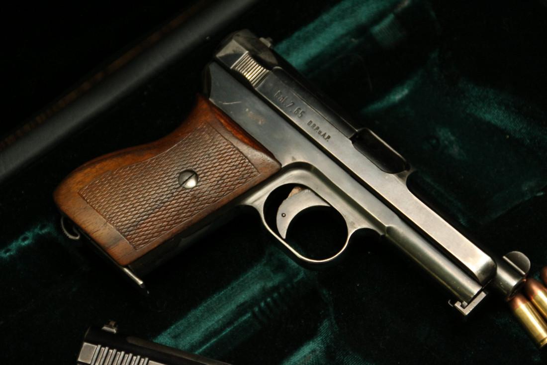Фото Подборка пистолетов Mauser модель M1934