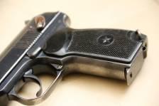 Охолощенный пистолет Макарова «ПМ» 1949 года №МП1042