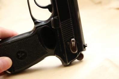 Охолощенный пистолет Макарова «ПМ» 1949 года №МП1075