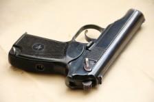 Охолощенный пистолет Макарова «ПМ» 1949 года №МП975