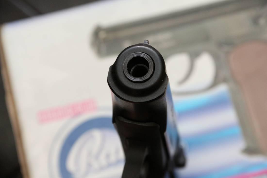Фото Пневматический пистолет МР-654к 2012 год выпуска