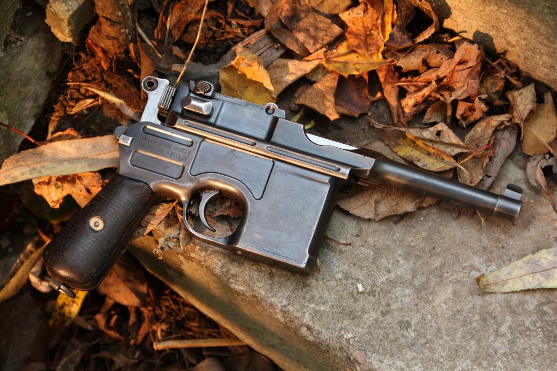 Фото Охолощенный Mauser Bolo #667341