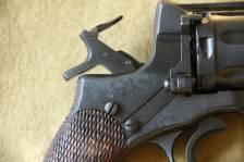 Револьвер Наган 1938 года №ВХ445, расстрельный год
