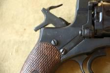 Револьвер Наган 1938 года №ПК514, расстрельный год