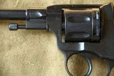 Револьвер Наган 1938 года №ХТ241, расстрельный год