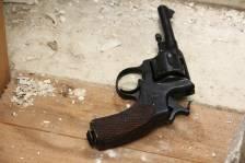 Револьвер Наган 1938 года №ЧГ436