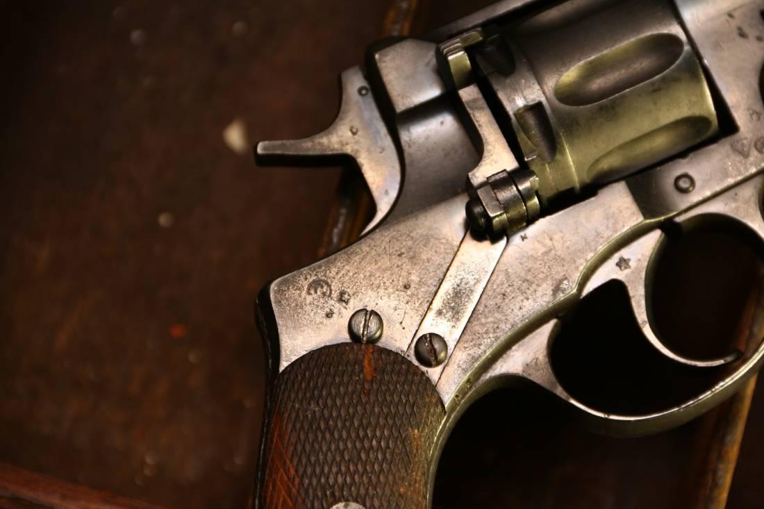 Фото Револьвер Наган 1931 года №52156