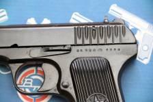 Сигнальный пистолет ТТ-С 1944 года №ЯБ 958