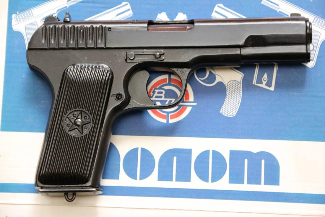 Фото Сигнальный пистолет ТТ-С 1936 года №36040