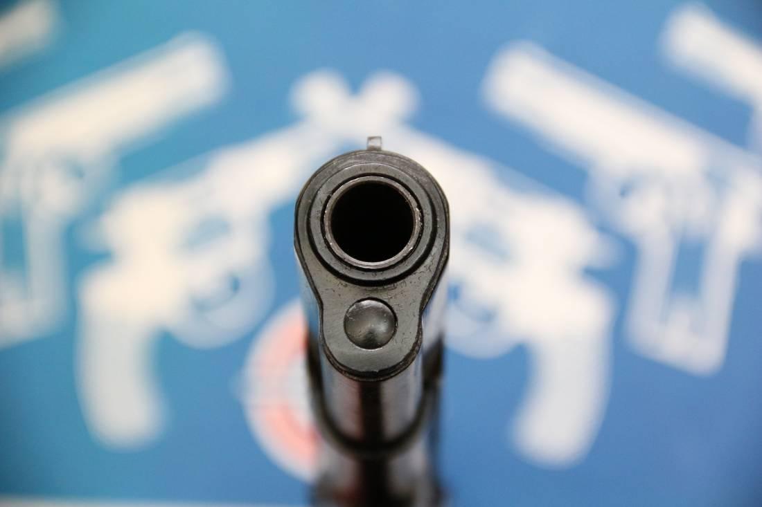 Фото Сигнальный пистолет ТТ-С 1936 года №34851