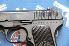 Сигнальный пистолет ТТ-С 1943 года №ИУ 1543