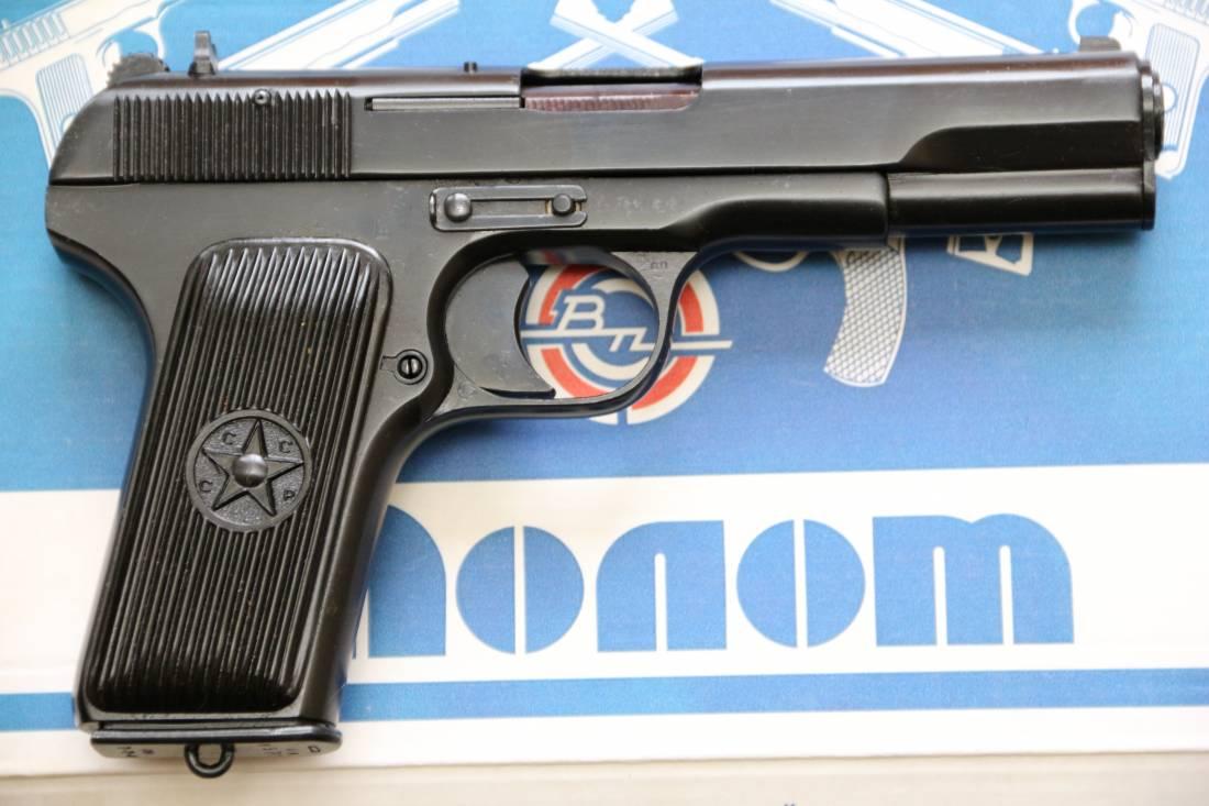 Фото Сигнальный пистолет ТТ-С 1950 года №ЖМ 1457