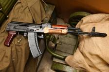 Автомат Калашникова АК-74м №03149557