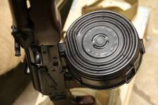 Бубен к китайскому автомату Тип 56 (аналог российского Калашникова)