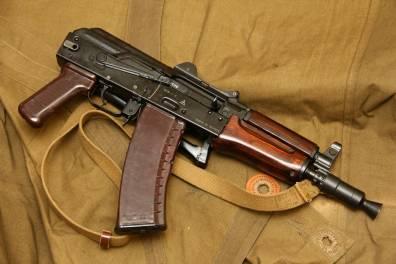 Автомат АКС-74У МГВ-1-0 «Думми»