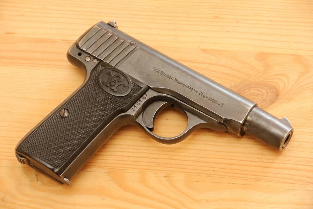 Фото Пистолет Walther mod. 4 1922 год #216167