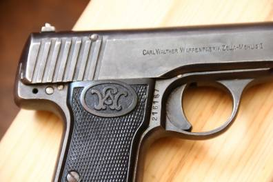 Пистолет Walther mod. 4 1922 год #216167