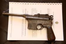 Пистолет Астра 900, #7626