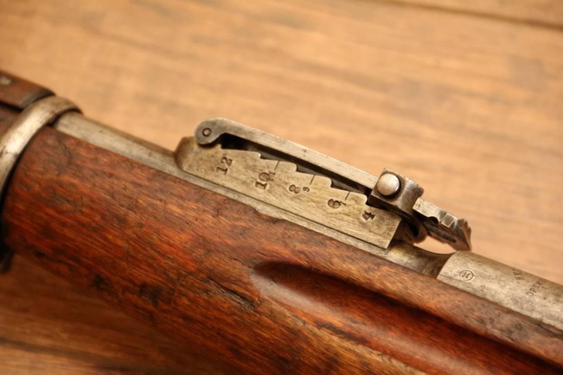 Фото Царская винтовка Мосина 1892 года №4937