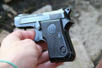 Пистолет Beretta mod. 950b cal.22 sport