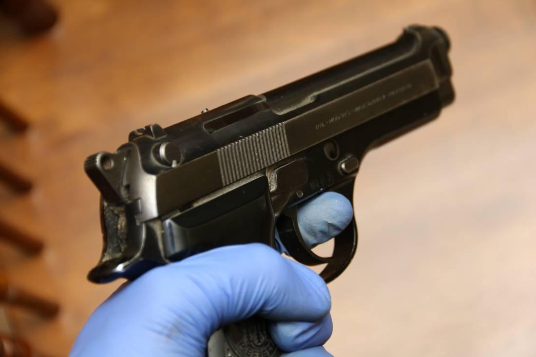Фото Пистолет Beretta 92s, #X20563Z
