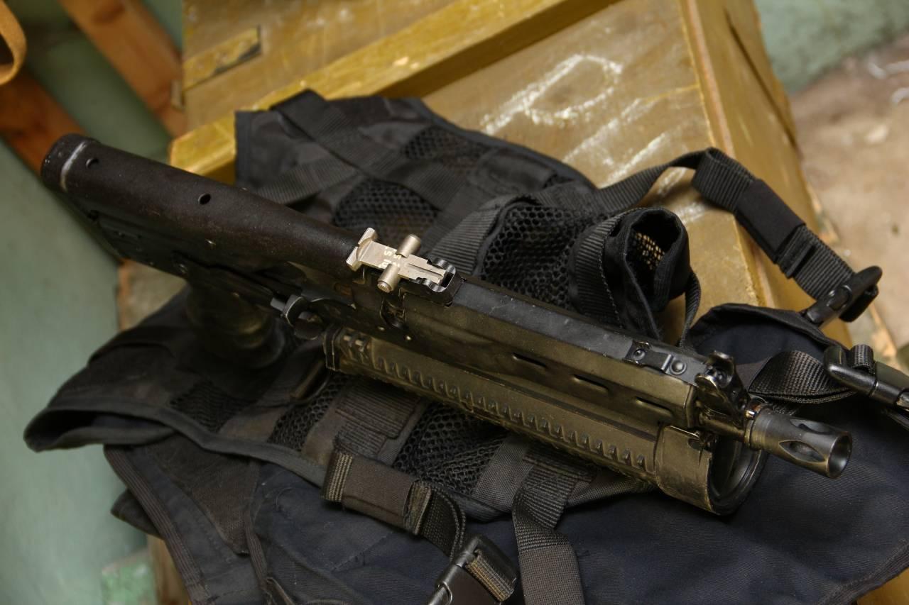 Пистолет-Пулемет «Бизон»: опытная версия