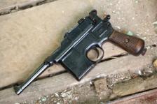 Пистолет Mauser Bolo «Большевик»  #566113