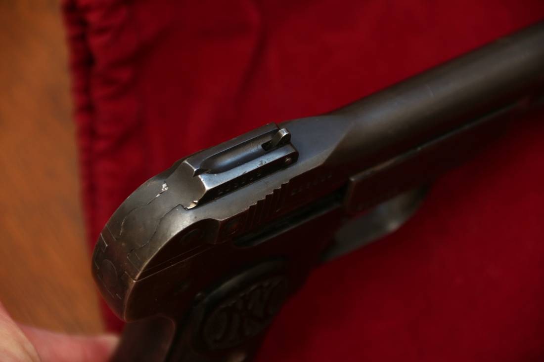 Фото Пистолет Browning FN1900 #253602
