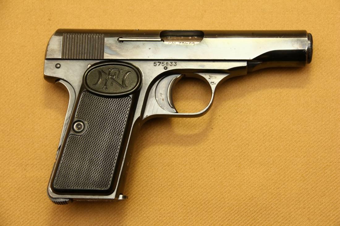 Фото Пистолет Browning FN1910 #575833