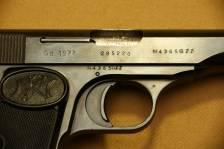 Пистолет Browning FN1922 #4365G77 1977 года