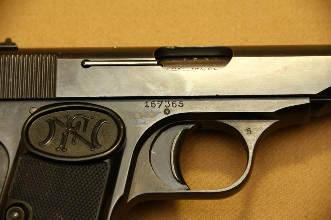 Фото Пистолет Browning FN1922 #167365