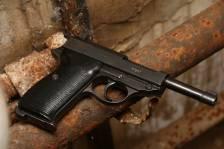 Пистолет Walther P-38 #8697 byf43