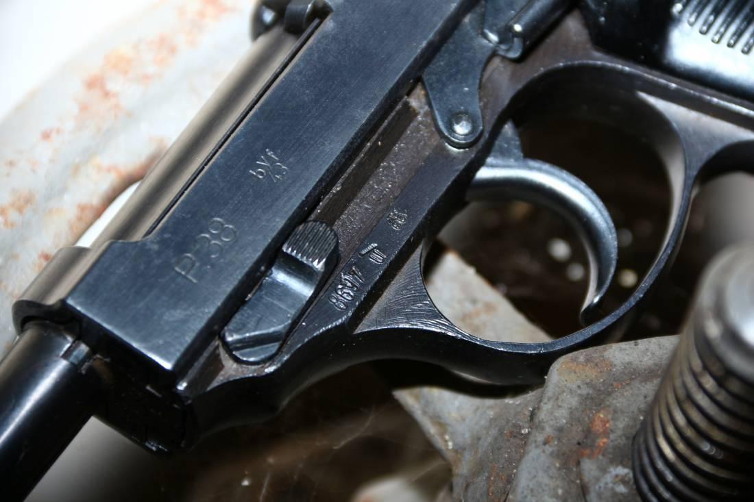 Фото Пистолет Walther P-38 #8697 byf43