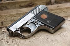 Стартовый довоенный немецкий пистолет Em-Ge