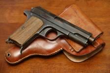 Пистолет Фроммер FEG М37 №85969, коллекционное состояние