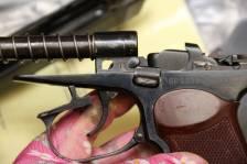 Охолощенный пистолет Макарова ПМ-СХ 1969 год, №БР6233