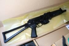 Пистолет-пулемет Витязь «Бизон-2»