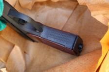 Пневматический пистолет МР-654к 2014 год выпуска