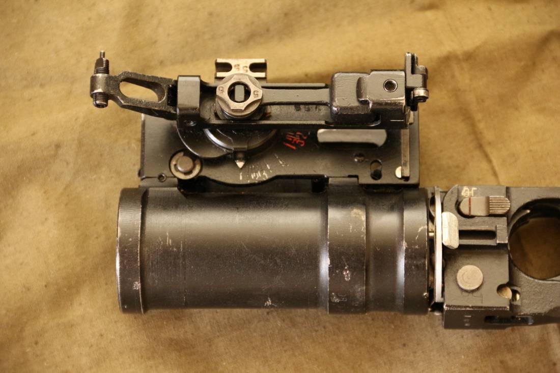 Фото Подствольный гранатомет ГП-25 «Костер»