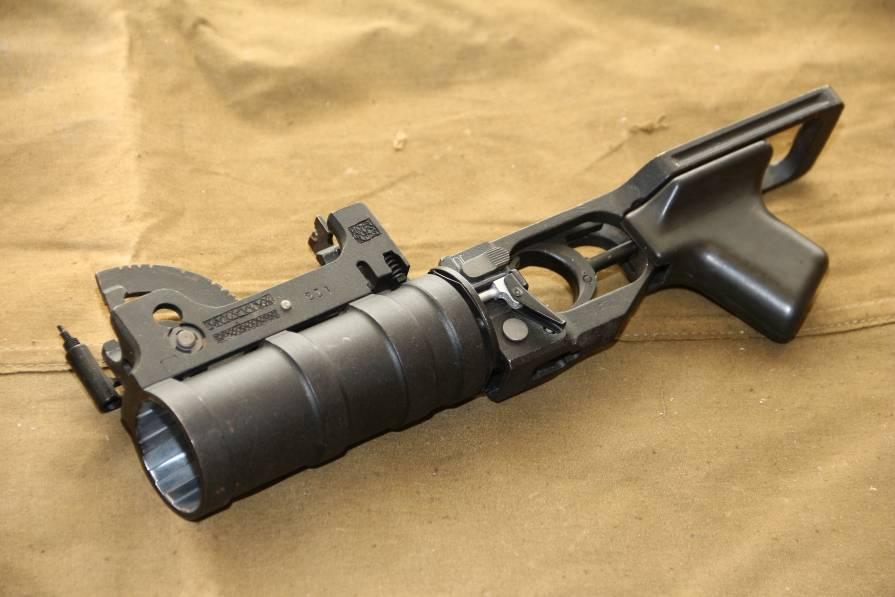 Фото Подствольный гранатомет ГП-34