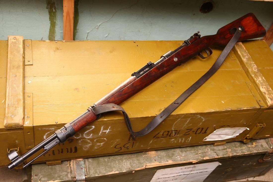 Фото Mauser k98 dou.45 #4621