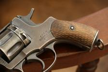 Командирский револьвер Наган 1926 год, №1468, оригинал